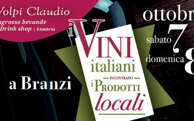 I vini italiani incontrano i prodotti locali