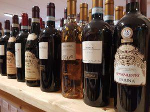 degustazione vino farina bergamo