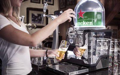 La rivoluzione della birra alla spina: Heineken Blade