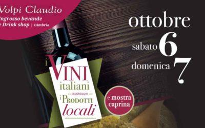 I vini italiani incontrano i prodotti locali 2018